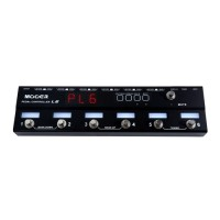 Photo MOOER PEDAL CONTROLLER L6