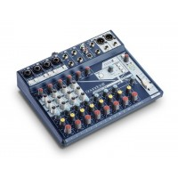 Photo SOUNDCRAFT NOTEPAD-12FX