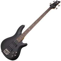 Photo SGR BY SCHECTER C-4 MIDNIGHT SATIN BLACK