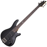 Photo SGR BY SCHECTER C-5 GLOSS BLACK