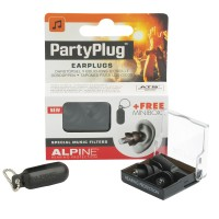 Photo ALPINE PARTY PLUG BLACK