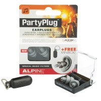 Photo ALPINE PARTY PLUG SILVER