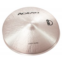 Photo AGEAN CUSTOM HI-HAT JAZZ 15""
