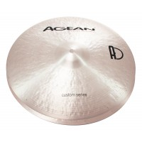 Photo AGEAN CUSTOM HI-HAT 14""