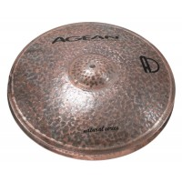 Photo AGEAN NATURAL HI-HAT JAZZ 14""