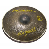 Photo AGEAN ELEGANT HI-HAT 14""