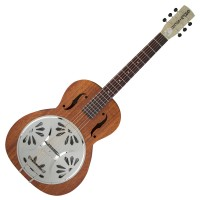 Photo GRETSCH GUITARS G9200 BOXCAR™ ROUND-NECK RESONATOR