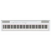 Photo YAMAHA P-125WH BLANC