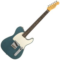 Photo FENDER 1959 JOURNEYMAN RELIC® ESQUIRE® CUSTOM FADED LAKE PLACID BLUE