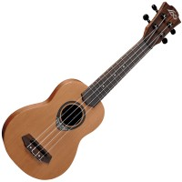Photo LAG BABYTKU130S - UKULELE SOPRANO SLIM ARCH BACK