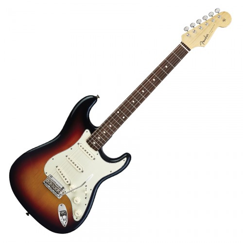 FENDER CLASSIC PLAYER '60S STRATOCASTER 3-COLOR SUNBURST ROSEWOOD