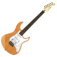 Photo YAMAHA PACIFICA 112 YELLOW NATURAL SATIN