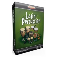 Photo TOONTRACK LATIN PERCUSSION EZX