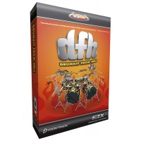 Photo TOONTRACK DRUMKIT FROM HELL EZX