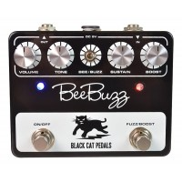 Photo BLACK CAT PEDALS - BEE BUZZ