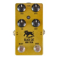 Photo BLACK CAT PEDALS - MINI TREM