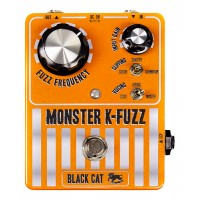 Photo BLACK CAT PEDALS - MONSTER K-FUZZ