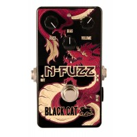Photo BLACK CAT PEDALS - N-FUZZ
