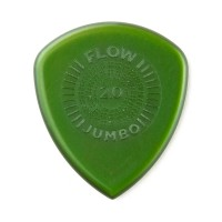 Photo DUNLOP FLOW® JUMBO PICK 2.0MM X 12