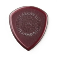 Photo DUNLOP FLOW® JUMBO PICK 2.5MM X 12
