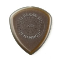 Photo DUNLOP FLOW® JUMBO PICK 3.0MM X 12