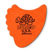 Photo DUNLOP 414R60 - TORTEX® FIN GUITAR PICK 0,60MM X 72