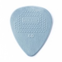 Photo DUNLOP 449P060 - MAX-GRIP® STANDARD GUITAR PICK 0,60MM X 12