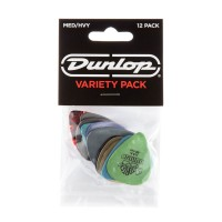 Photo DUNLOP PVP102 - VARIETY PACK MEDIUM/HEAVY X 12