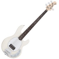 Photo STERLING BY MUSIC MAN STINGRAY RAY4 VINTAGE CREAM
