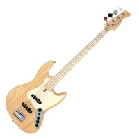 Photo MARCUS MILLER V7-4 SWAMP ASH NATURAL