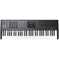 Photo ARTURIA KEYLAB 61 MKII BLACK