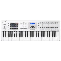 Photo ARTURIA KEYLAB 61 MKII WHITE
