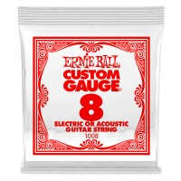Photo ERNIE BALL DETAIL 1008 ELECTRIC/ACOUSTIC 008