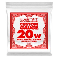 Photo ERNIE BALL DETAIL 1120 ELECTRIC 020W