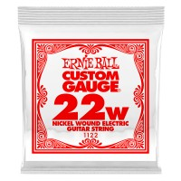 Photo ERNIE BALL DETAIL 1122 ELECTRIC 022W