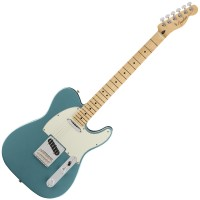 Photo FENDER PLAYER TELECASTER TIDEPOOL MN