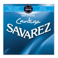 Photo SAVAREZ 510CJ NEW CRISTAL CANTIGA BLEU