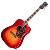 Photo GIBSON HUMMINGBIRD STANDARD VINTAGE CHERRY SUNBURST