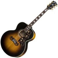 Photo GIBSON SJ-200 STANDARD VINTAGE SUNBURST