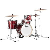 "Photo PEARL MIDTOWN JAZZETTE 16"" BLACK CHERRY GLITTER"