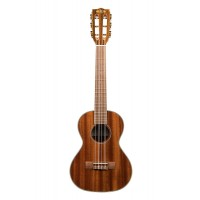Photo KALA KA-6 TENOR GLOSS MAHOGANY 6-STRING