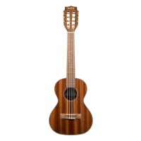 Photo KALA KA-8 TENOR GLOSS MAHOGANY 8-STRING