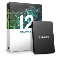 Photo NATIVE INSTRUMENTS KOMPLETE 12