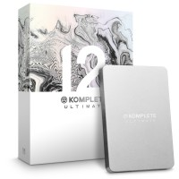 Photo NATIVE INSTRUMENTS KOMPLETE 12 ULTIMATE COLLECTOR'S EDITION