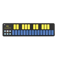 Photo KORG NANOKEY 2 - BLUE/YELLOW LIMITED