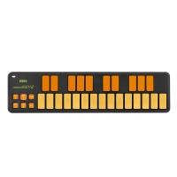 Photo KORG NANOKEY 2 - ORANGE/GREEN LIMITED
