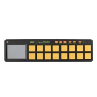Photo KORG NANOPAD 2 - ORANGE/GREEN LIMITED