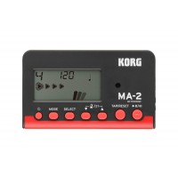 Photo KORG MA-2BKRD - MÉTRONOME BLACK/RED