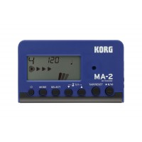 Photo KORG MA-2BLBK - MÉTRONOME BLACK/BLUE