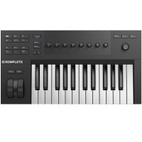 Photo NATIVE INSTRUMENTS KOMPLETE KONTROL A25